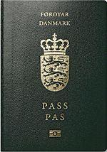 پاسپورت جزایر فارو FROROYAR