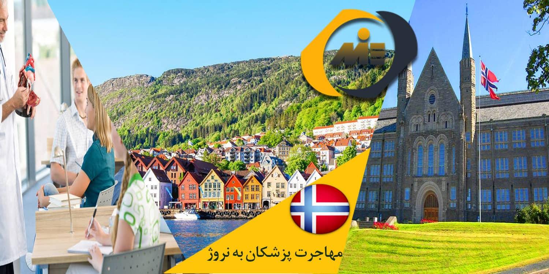 مهاجرت پزشکان به نروژ. اصلی